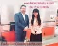 Soy Linda, intérprete español chino en Guangzhou en Shenzhen, Guía en China