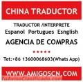 TRADUCTOR  INTÉRPRETE CHINO-ESPAÑOL EN CHINA